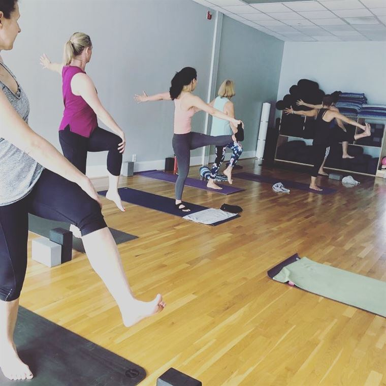 Yoga Studio Smyrna, GA | Yoga Studio Near Me | Giving Tree ...